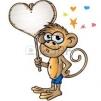 A majomszeretet az Ellenség másolata